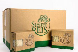 SteirerREIS BigPack 28 Stück - Mix (natur und poliert)