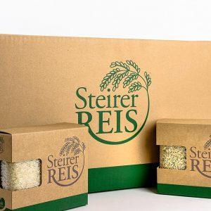 SteirerREIS BigPack 8 Stück - Mix (natur und poliert)
