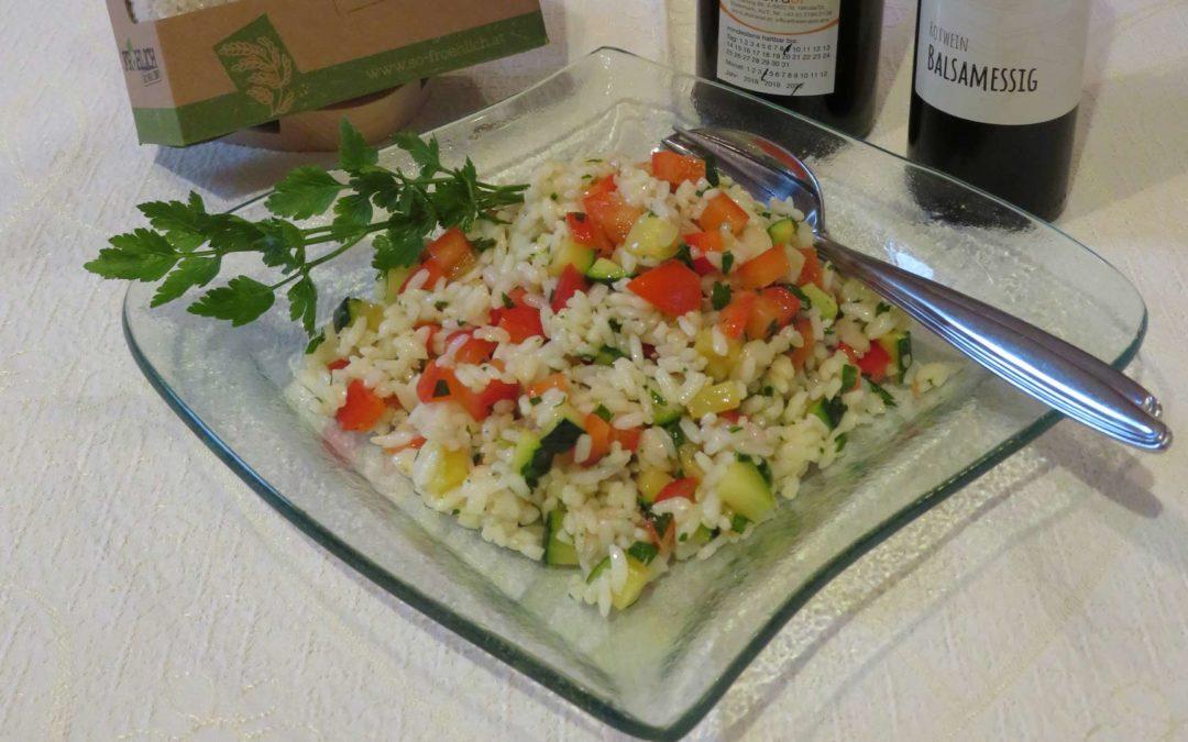 So Fröhlich-Reissalat